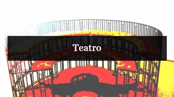 Le sette allegre risatelle - Teatro