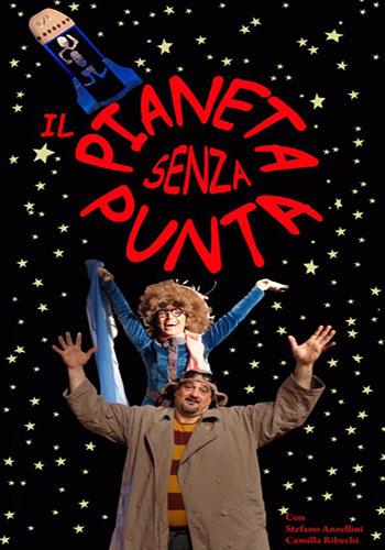 Le sette allegre risatelle - Teatro per ragazzi - Il pianeta senza punta