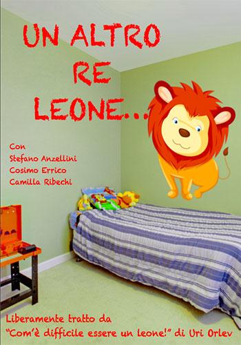Le sette allegre risatelle - Teatro per ragazzi - Un altro re leone