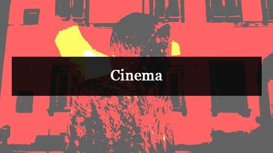 Le sette allegre risatelle - Cinema