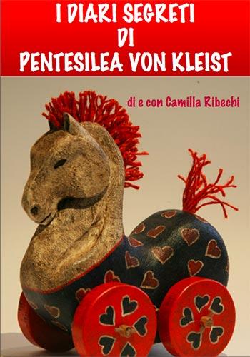 Le sette allegre risatelle - Teatro per adulti - I diari segreti di Pentesilea Von Kleist