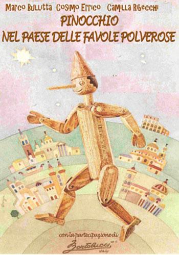 Le sette allegre risatelle - Teatro per ragazzi - Pinocchio nel paese delle favole polverose